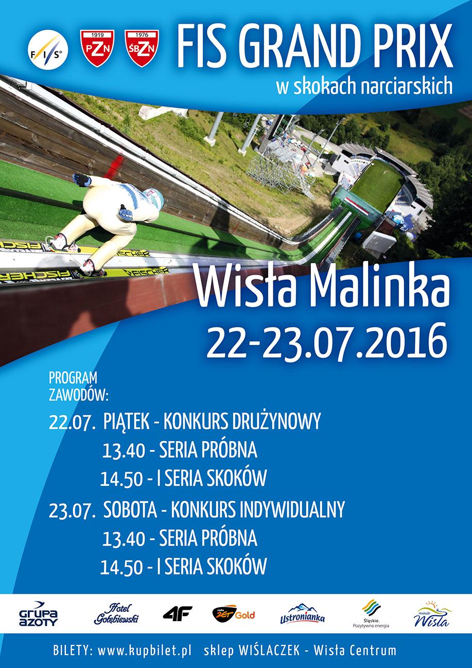 FIS Grand Prix w skokach narciarskich 2016